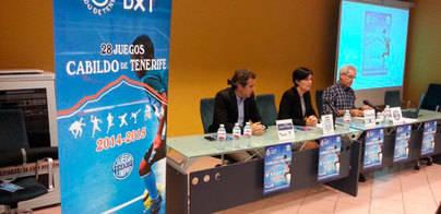Más de 12.000 niños participarán en los Juegos Cabildo