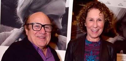 El matrimonio DeVito-Perlman se reconcilia 2 años después