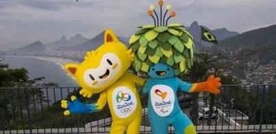 Se presentan las mascotas para los Juegos Olímpicos y Paralímpicos