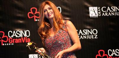 Patricia Betancort premiada con una Antena de Oro