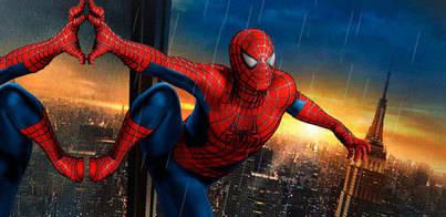 Spiderman es el 'rey' de los superhéroes