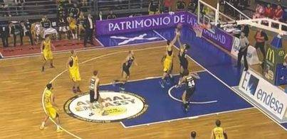 El Iberostar Tenerife supera a La Bruixa D'Or en un final de infarto