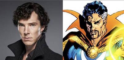 Benedict Cumberbatch será el Dr. Extraño