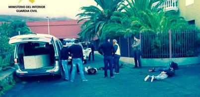 Cae una organización criminal en acusada de más de veinte robos
