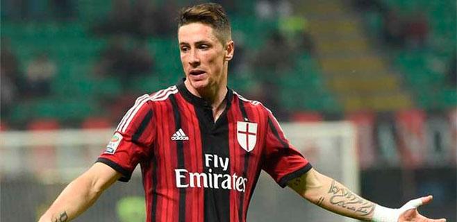 El Atlético hace oficial el fichaje de Fernando Torres