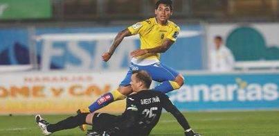 UD Las Palmas gana por un gol a cero