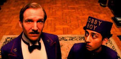 'El gran hotel Budapest' es la favorita para los BAFTA