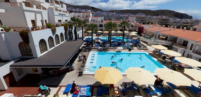 Canarias registra los precios hoteleros más altos de España en febrero