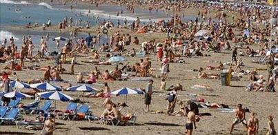 La actividad turística creció un 2,9%