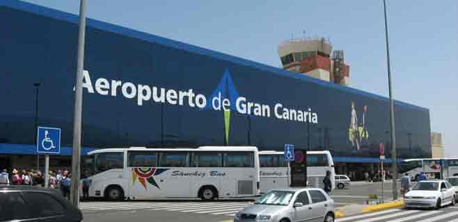Gran Canaria aumentará un 2,2% las plazas aéreas
