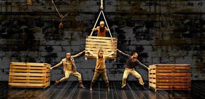 El espectáculo de danza 'Cambuyón' exporta la marca Canarias a Broadway