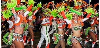 El Carnaval de Santa Cruz tendrá amplia presencia internacional