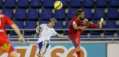 El Tenerife se atasca en el empate