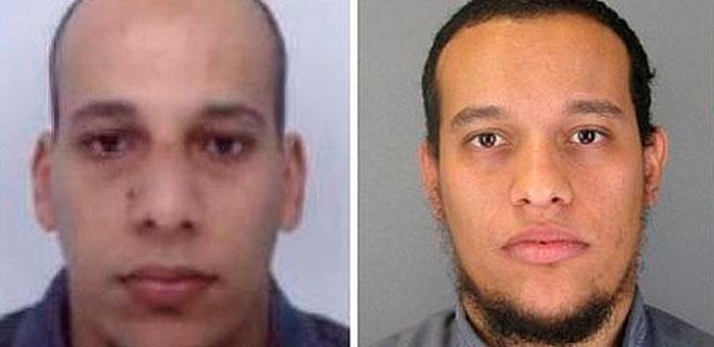Los dos sospechosos se han atrincherado en un edificio parisino