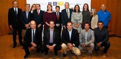 Presentación de la DISA Gran Canaria Maratón 2015