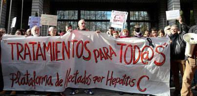 Unos 12.000 canarios con hepatitis C deberían haber iniciado el tratamiento