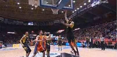 Iberostar Tenerife no puede con un potente Valencia Basket
