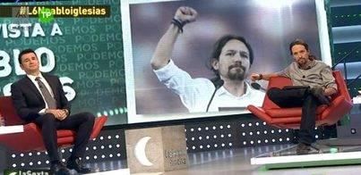 Pablo Iglesias dice que Zapatero y Bono