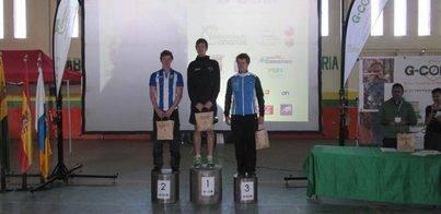 Olle Boström vencedor absoluto en el Gran Canaria O-Meeting.