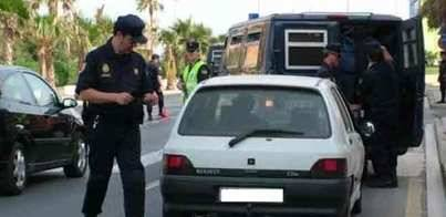 Detenidas dos personas por vender hachís