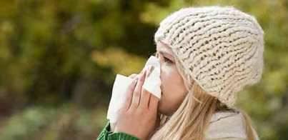 Las temperaturas frías favorecen la reproducción del virus del resfriado