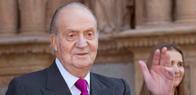 El Supremo rechaza la demanda contra el rey Juan Carlos