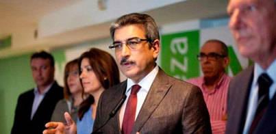 Román Rodríguez será candidato de NC a la Presidencia del Gobierno