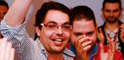 Medina dimite como secretario general de Juventudes Socialistas