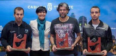 Gonzálvez, González y Hernández se adjudican la Copa Cabildo de Squash 2014