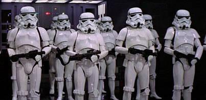 Star Wars VII incluirá la primera mujer stormtrooper