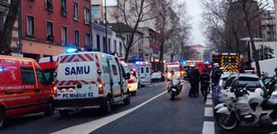 Otra policía muerta en un nuevo tiroteo en París