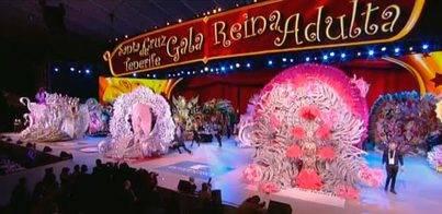 Santa Cruz celebra su Gala de Elección de la Reina