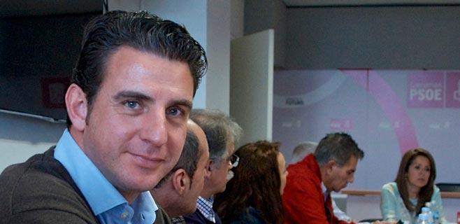 Carlos Medina, presidente de la Gestora del PSOE de Tacoronte