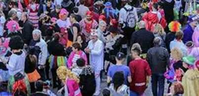 Comienza el Carnaval en Santa Cruz