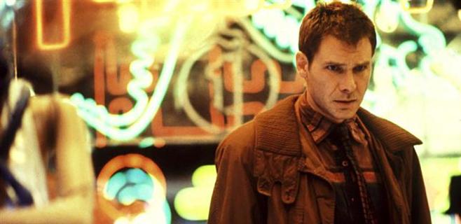 Harrison Ford estará en la secuela de Blade Runner