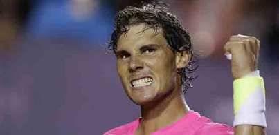 Nadal remonta ante Cuevas y se mete en semifinales en Río