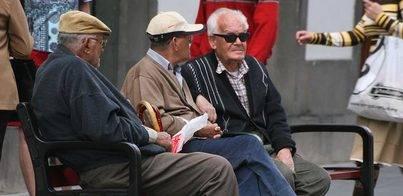 La pensión media en Canarias se sitúa en 825,27 euros y aumenta un 1,5%