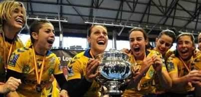 Rocasa Gran Canaria campeón de la Copa de la Reina