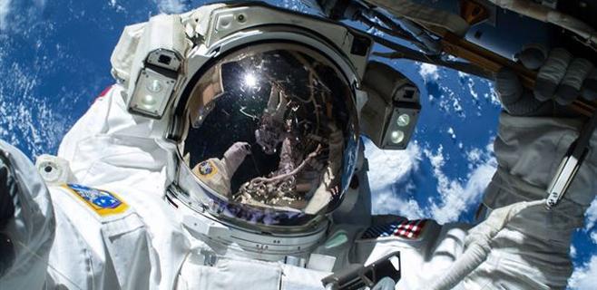 El selfie llega al espacio
