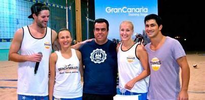 Gran Canaria se promociona como destino para el deporte al aire libre