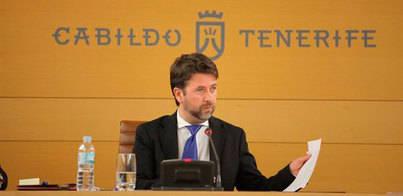 Alonso dice que 'no hay prisa' para cerrar el pacto en el Cabildo