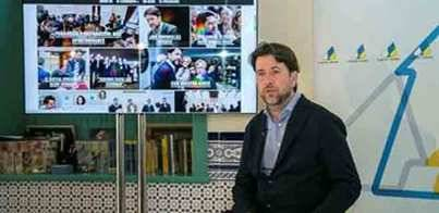 Alonso centra su programa electoral en la participación y en las personas