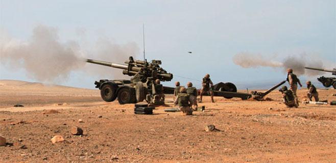 El Cabildo pedirá explicaciones sobre el material militar en Pájara