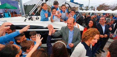 Cardona destaca la consolidación del sector náutico en FIMAR 2015