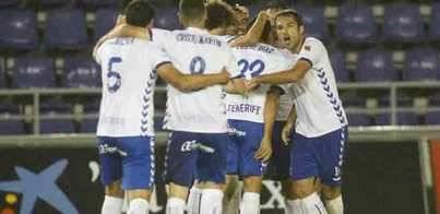 El CD Tenerife se impone al Osasuna