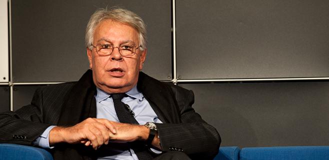 Felipe González defenderá a opositores venezolanos