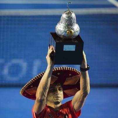 Ferrer logra su tercer título del año