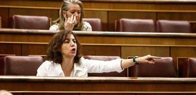 Irene Lozano, diputada de UPyD, pide la dimisión de Rosa Díez