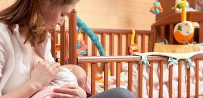 La lactancia materna aumenta el cociente intelectual y salario