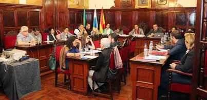 El Ayuntamiento de Los Llanos de Aridane aprueba el Presupuesto 2015